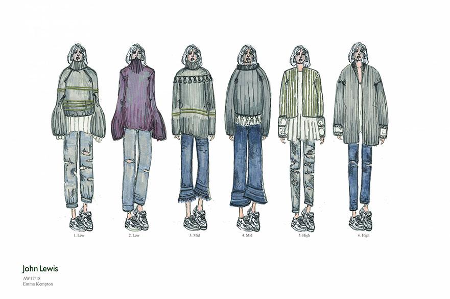 Emma's line-up sketch