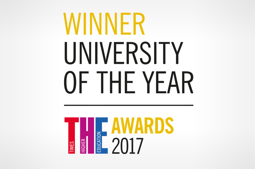 THE University of the Year 2017