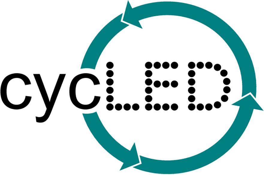 cycLED Project Logo