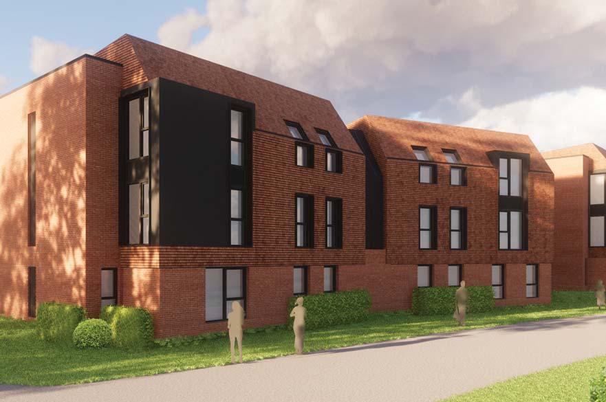 Brackenhurst accommodation
