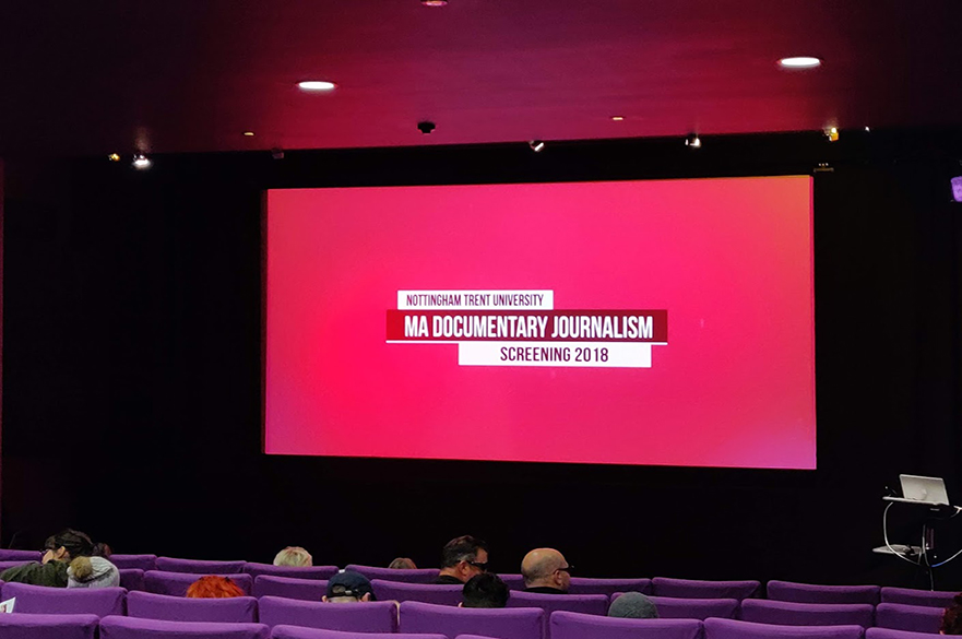MA Doc Journalism Screening 2018