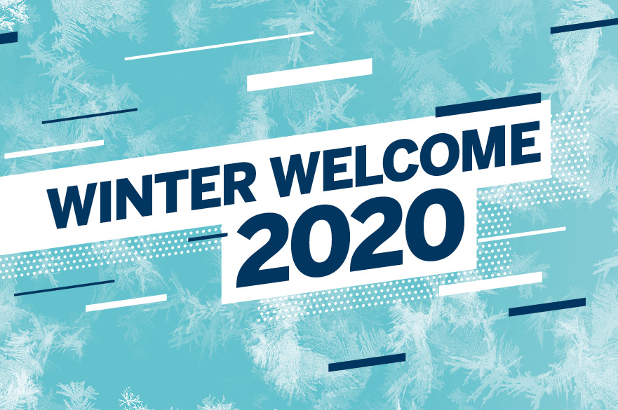 Winter Welcome 2020