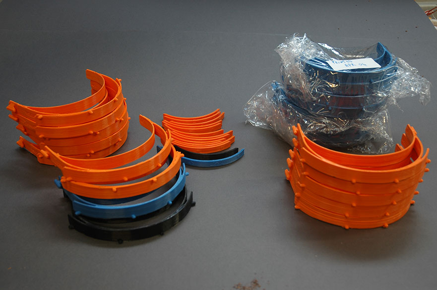 PPE components
