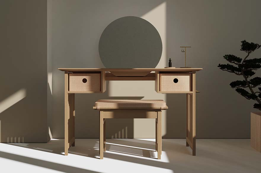 Lara Smith, The Un Dressing Table