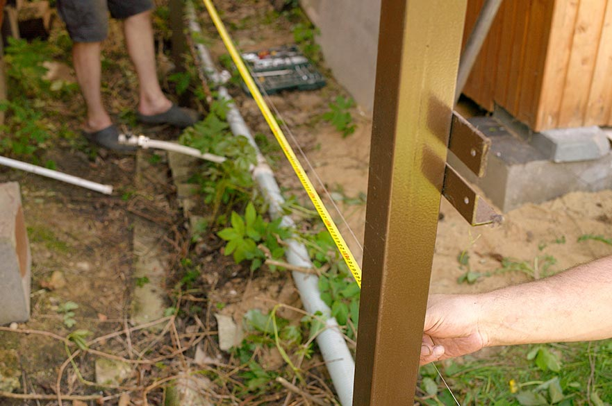How to Survey and Measure a Garden