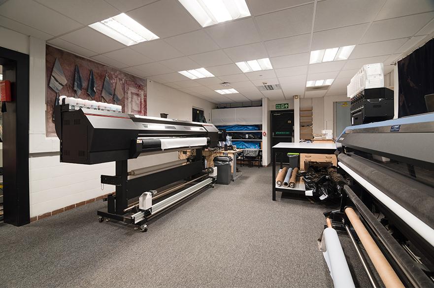 Digital Fabric Printers