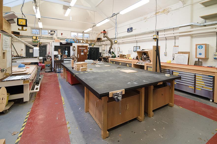 Waverley theatre workshop
