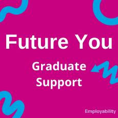 Logo for Employability Graduate support