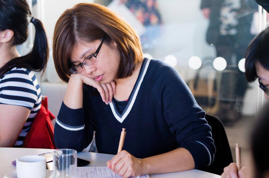 Student at NTU Doctoral School