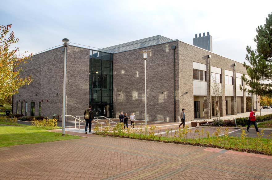 ISTeC building