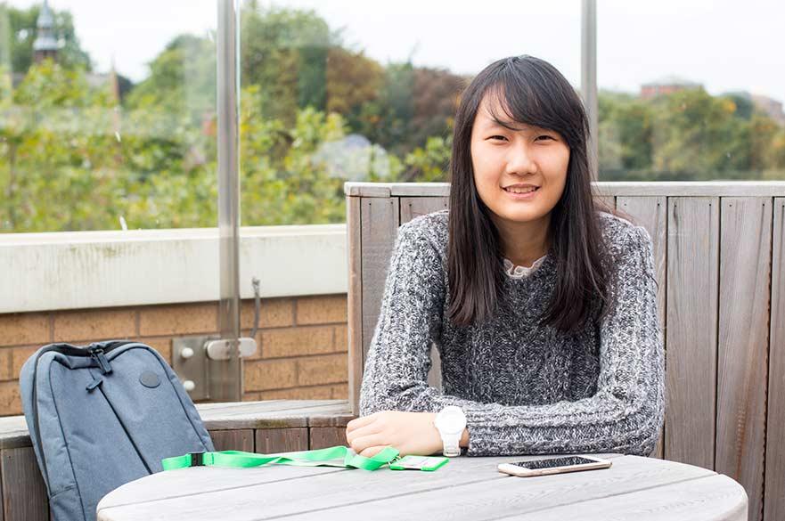 NTIC student roof garden