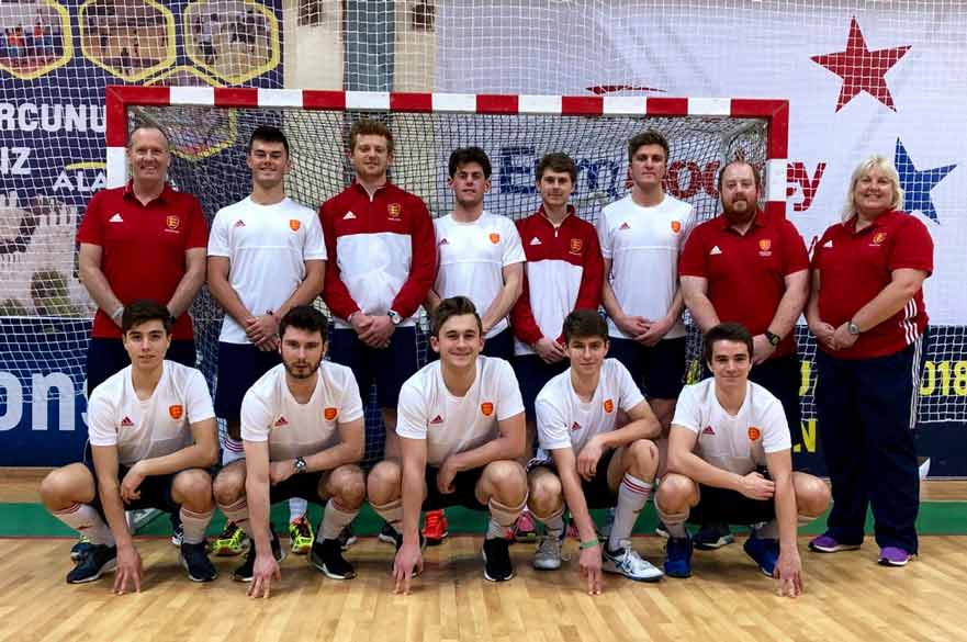 England Hockey Indoor Team