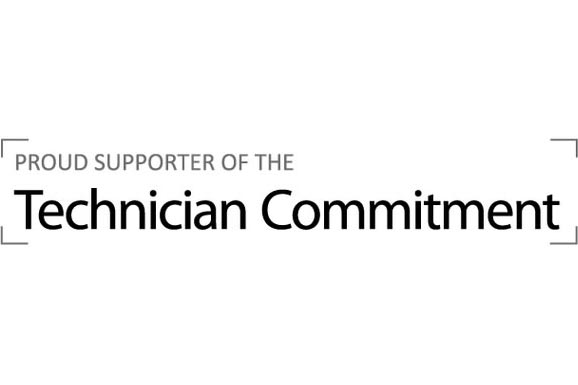 Technicians Commitment logo