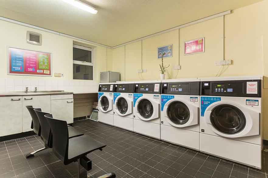 Norton Court Laundry Room image