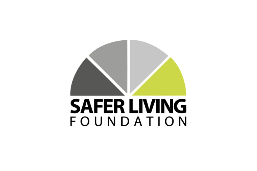 Safer Living Foundation logo