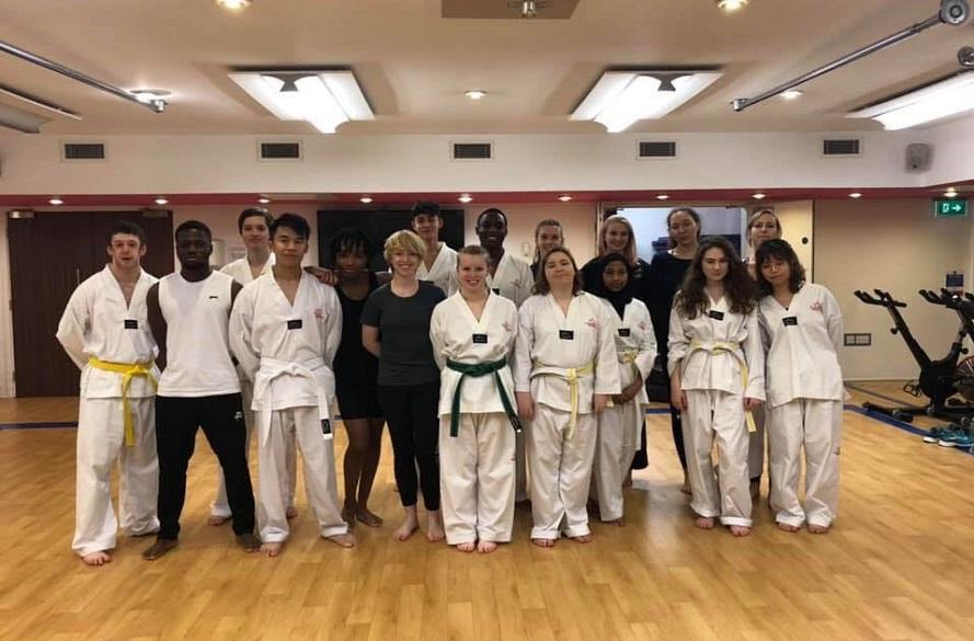 ITF Taekwondo Club