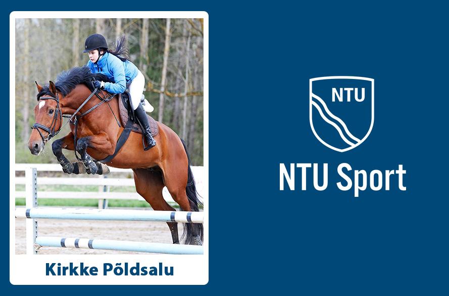 Photo of NTU Student Kirkke