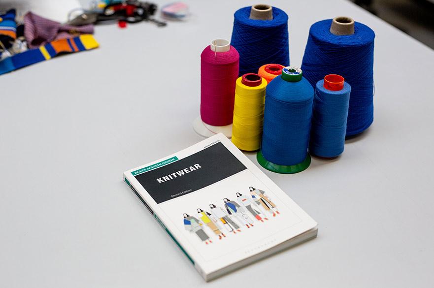 Knitwear book