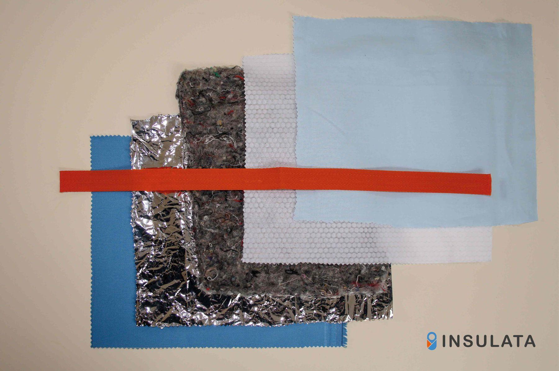 Fergus Vaux, Insulata Materials, BA (Hons) Product Design, 2019