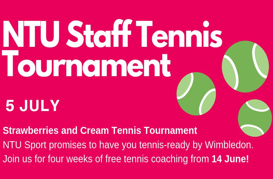 staff tennis