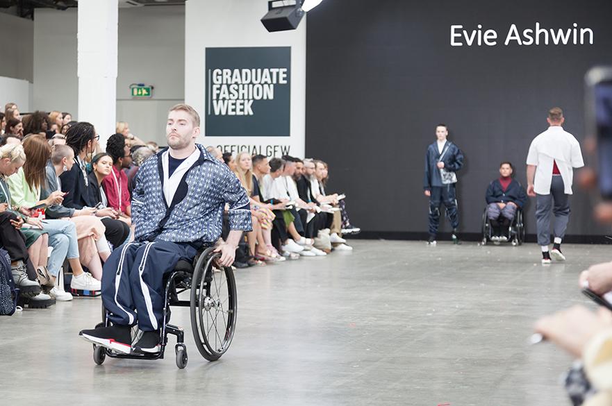 Evie Ashwin, BA (Hons) Fashion Design 2019
