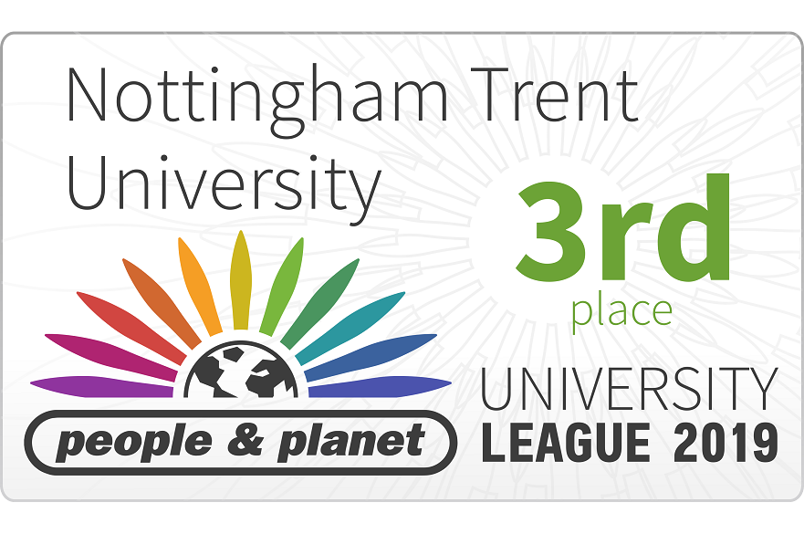 people and Planet third place logo