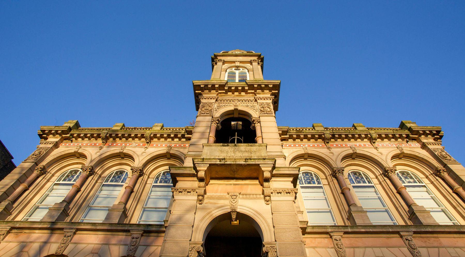 Waverley building