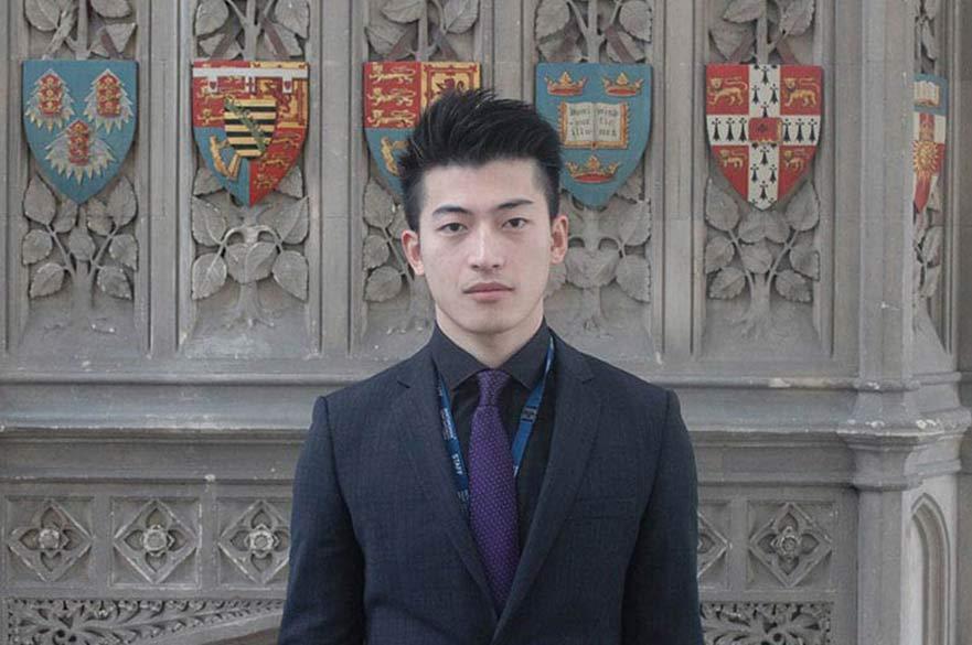 Jiaqin Justin Wang