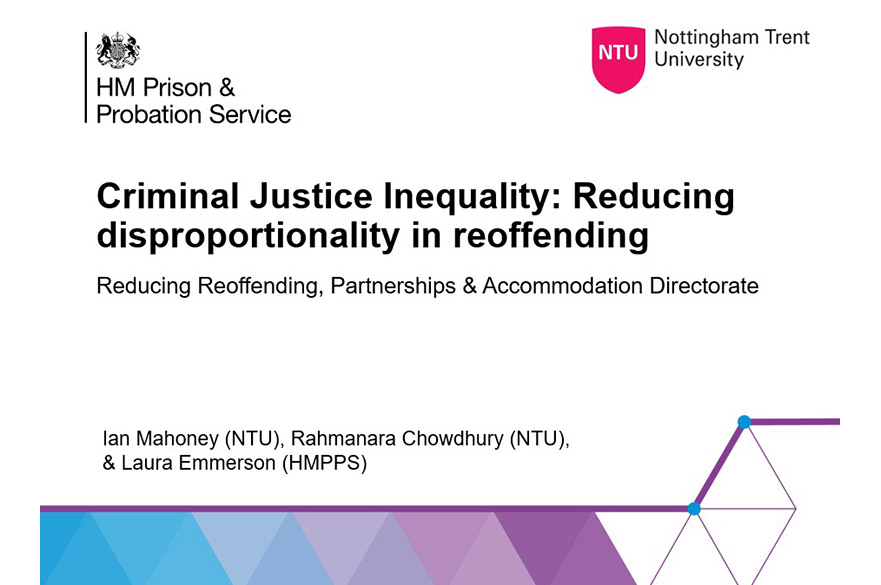 DAPE Criminal Justice and Inequality Cover