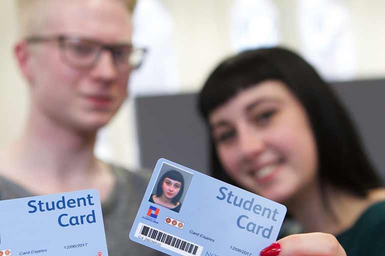 NTU student card