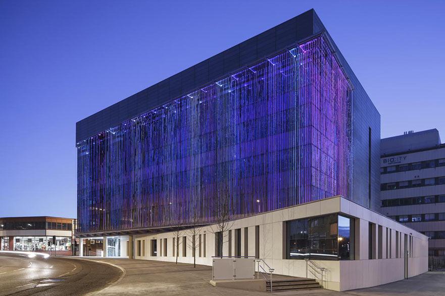 BioCity Discovery Building