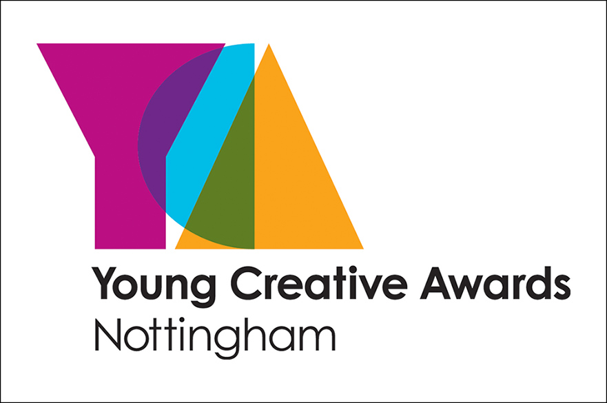 Young Creative Awards Nottingham logo