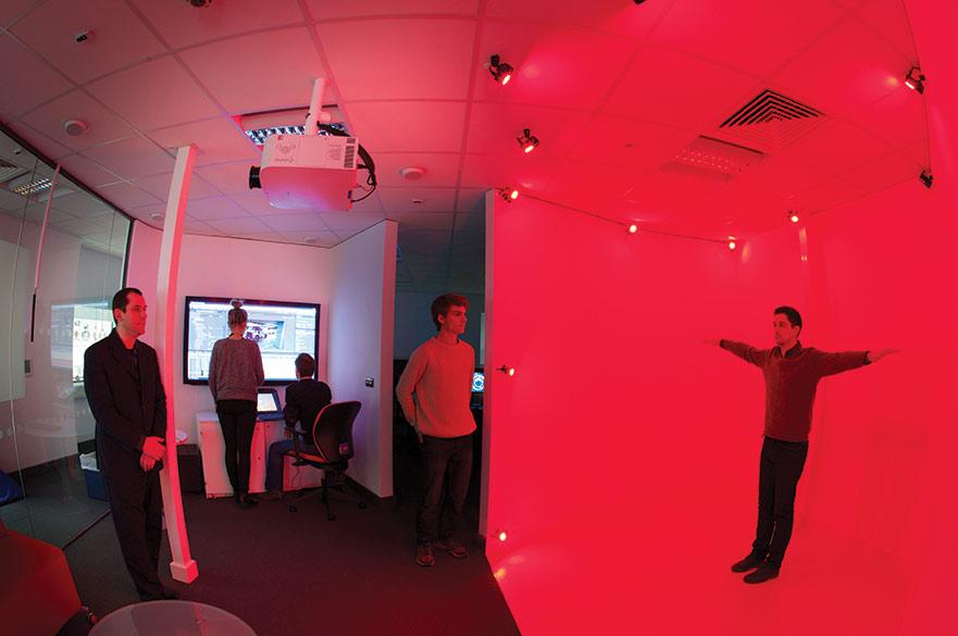 Creative and Virtual Laboratory