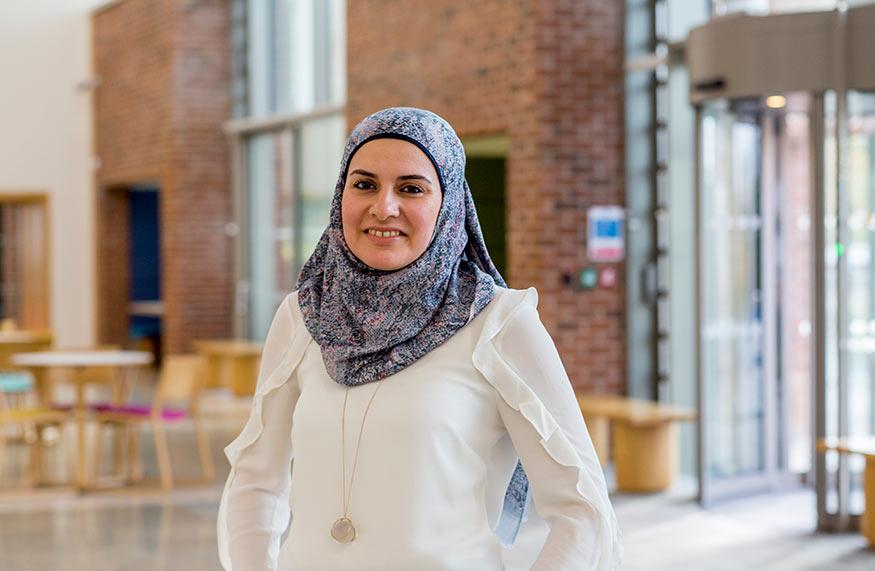 Zahraa Al Ahmady