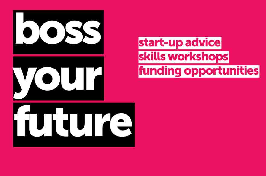 Boss your future - spark