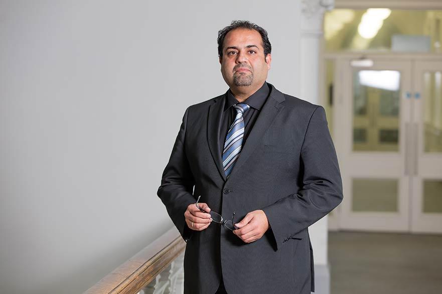 Prof Al-Habaibeh