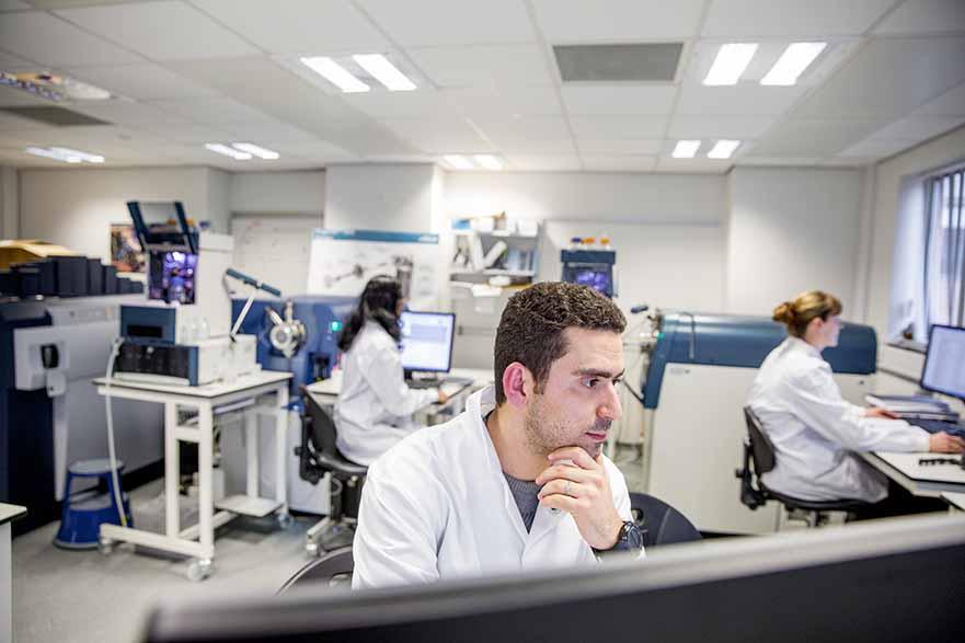 Bioinformatics and biomathematics