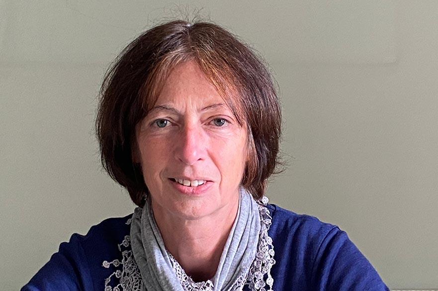 Professor Sharon Huttley