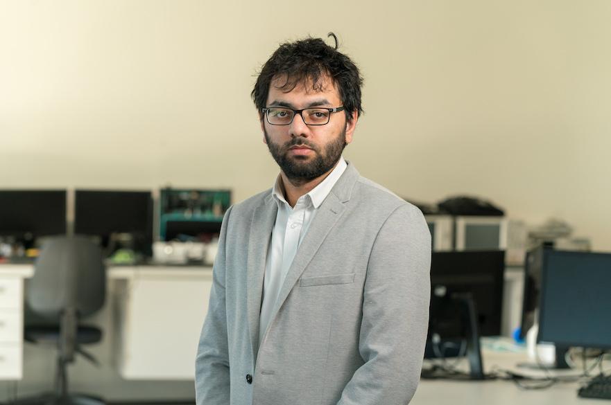 Tamoor Ahmed