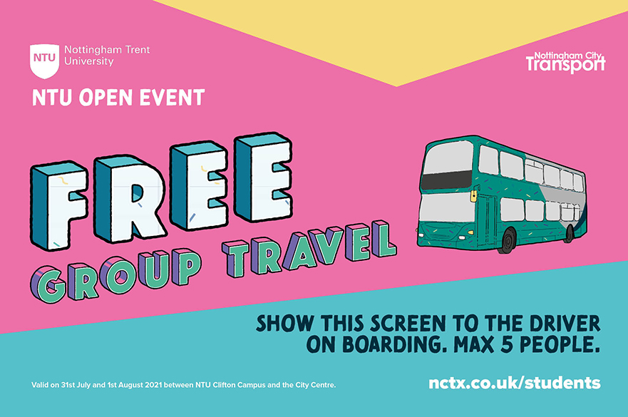 Open House NCT Travel Pass