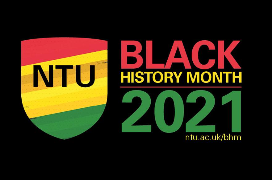 Black History Month 2021 logo