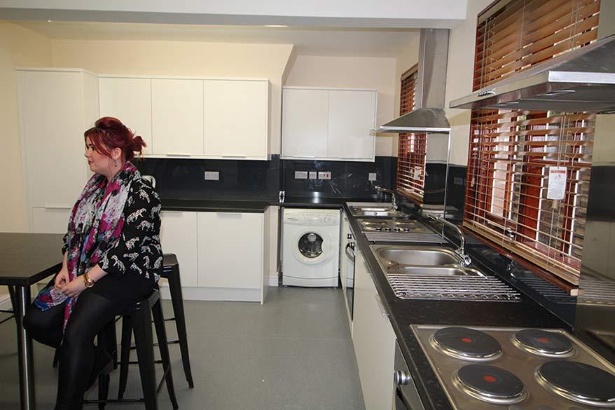 Waverley kitchen image