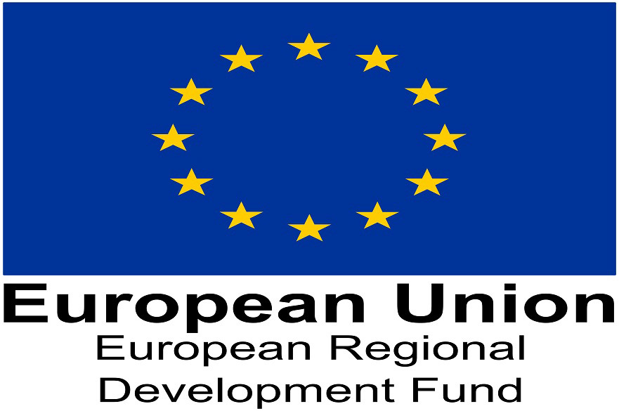 The Big House is part-funded by the European Regional Development Fund.