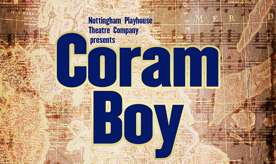 Nottingham Playhouse Theatre Company presents Coram Boy