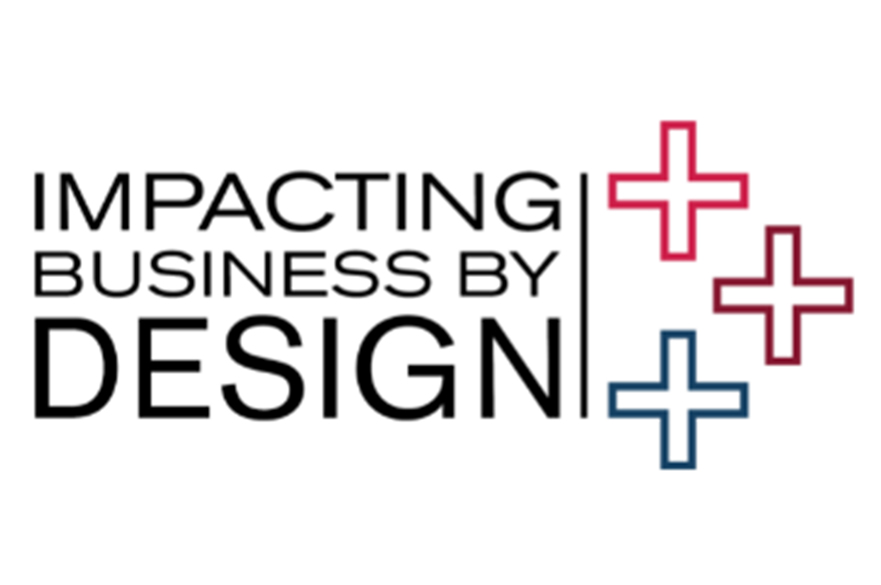 Impacting Business by Design Logo