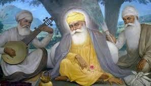 Sri Guru Nanak Devi Ji
