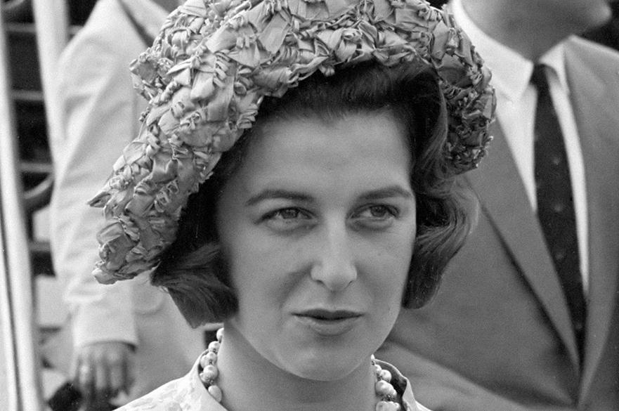 HRH Princess Alexandra of Kent