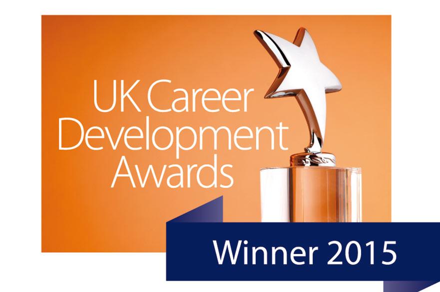UKCDA Winner 2015 Logo