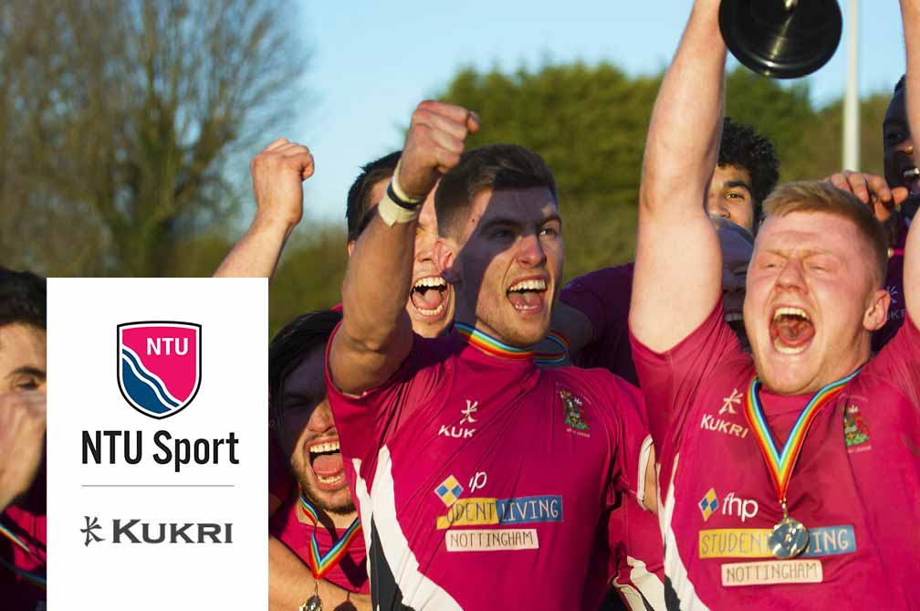 NTU Sport extend their partnership with Kukri Sports