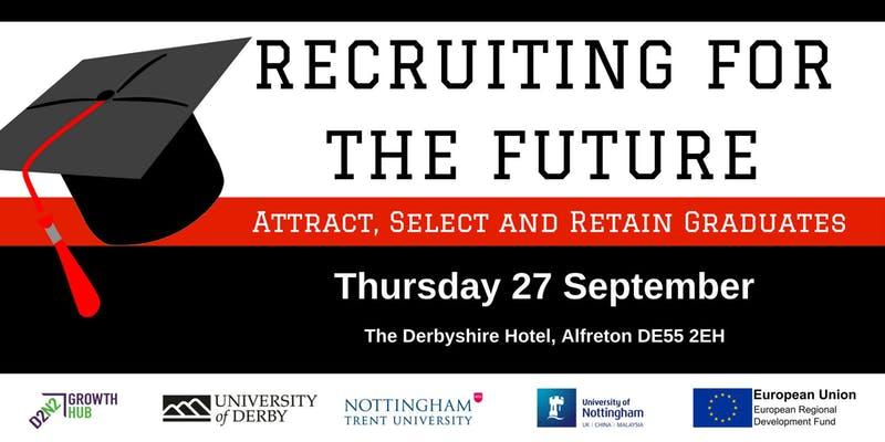 recruit for future logo